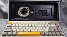 米物ART三模機械鍵盤,您的辦公助理