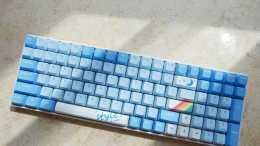 實力強勁,顏值滿滿——達爾優 A100 三模機械鍵盤