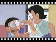 """哆啦A夢大雄媽媽超""""驚豔"""",戴上眼鏡是母親,摘掉眼鏡變少女"""