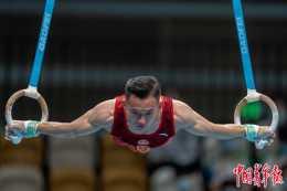 全運會金牌難補肖若騰的奧運遺憾