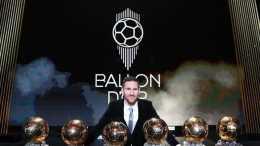 比肩貝利三奪世界盃!金球獎四連莊,或許是足球史上最偉大的紀錄