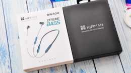汗水遇音樂激情四射,HIFIMAN BW400運動耳機體驗