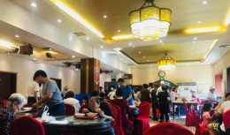 中山路開了40年的國營飯店,是老天津的味道,八珍豆腐52一份貴嗎
