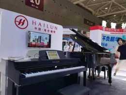 海倫鋼琴參展深圳文博會,展示前沿技術,彰顯寧波文化硬核實力
