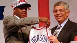 身高僅有1米83,艾弗森為何能當選NBA狀元?選秀報告給你答案