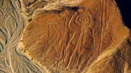 2000年前,是誰在山上畫了個宇航員?究竟是畫給誰看的?