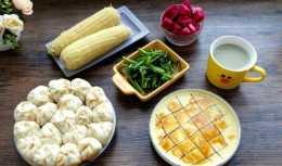 一桌營養美味的健康早餐怎麼做出來?來看看這份食譜,足夠詳細