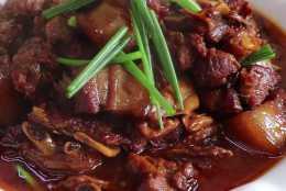 紅燒雙肉,當鴨肉遇見五花肉,做出來的美食軟爛入味超好吃