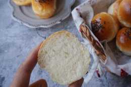不加水做出來的麵包,柔軟有營養,注意這兩點,你也可以做出來