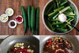 6道家常涼拌菜,最適合天熱吃,每天換著花樣做,頓頓光碟