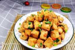 豆腐,我家獨愛這一種吃法,一週連吃七天都不膩,招待客人倍有面