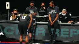 布魯克林籃網隊:籃網3巨頭要注意了、2021-22 賽季最好和最壞的情況
