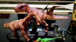 你家孩子喜歡恐龍嗎?研究發現:痴迷恐龍的孩子普遍很聰明