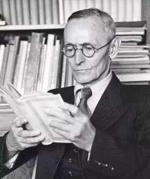 1962年8月9日瑞士著名作家、諾獎得主赫爾曼·黑塞逝世