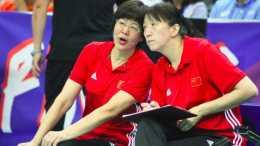 別有深意!女排兩大助理教練現身全運會,或成郎平接班人!