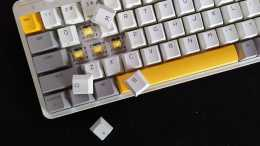 隨心切換就是爽-米物ART三模機械鍵盤測評