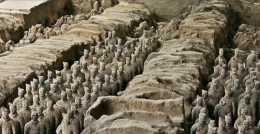 你知道嗎中國四大古墓一個不敢挖一個挖不動一個找不到一個在海里