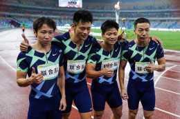 蘇炳添創9.83秒、9.95秒奇蹟!全運會奪2冠,完美結束輝煌之旅